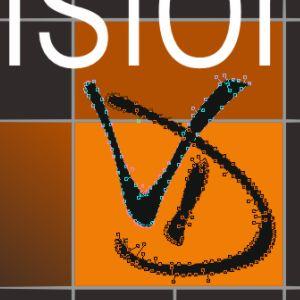 Erstellen von Vektor-Logo und nicht