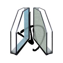 Doppelverglasung - Doppelverglasung