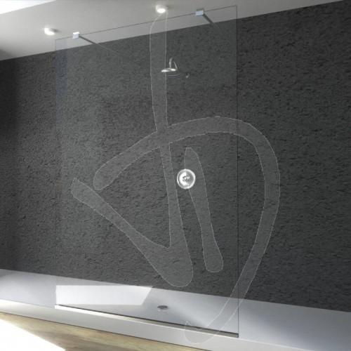 wand-befestigt-dusche-massgeschneidertes-transparentes-glas