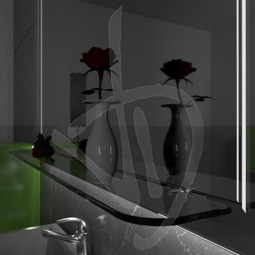regal-in-transparentem-glas-mit-der-nummer-2-runden-ecken