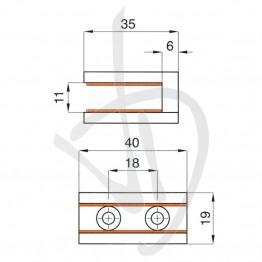 clamp-l40xh18xp25mm-massnahmen-sp-6-mm