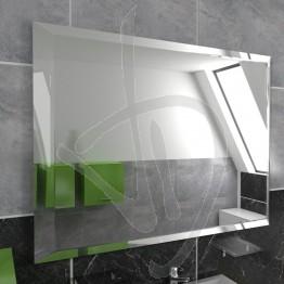Specchio da parete, con bisello (bisello opzionale)
