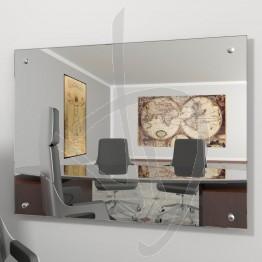 Specchio su misura, con Distanziali