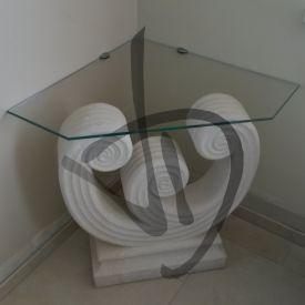 Mensole in vetro